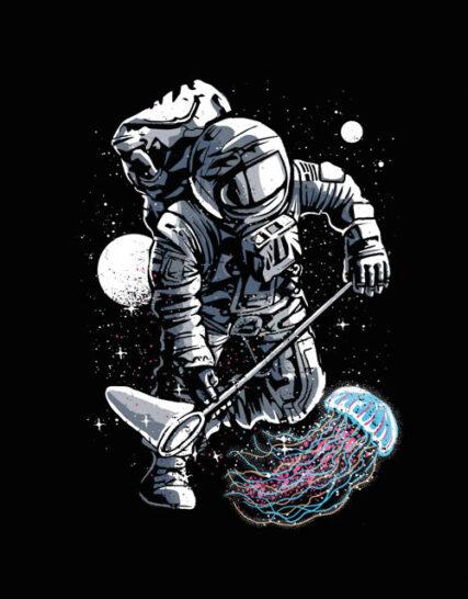 Astronaut Jellyfish