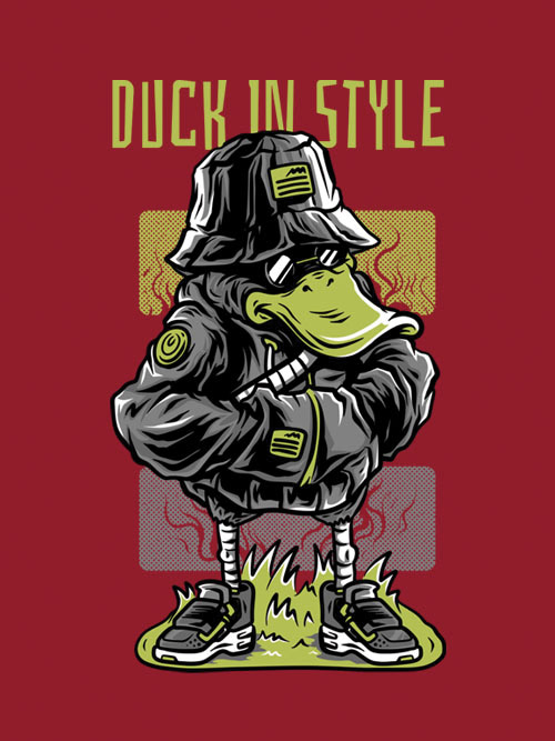 Duck In Style