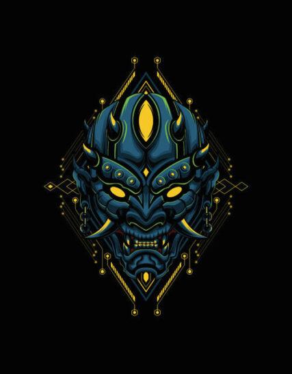 Geometric Beast-2