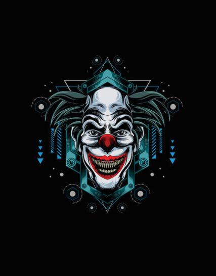 Geometric Joker