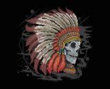 Geometric Skull-2