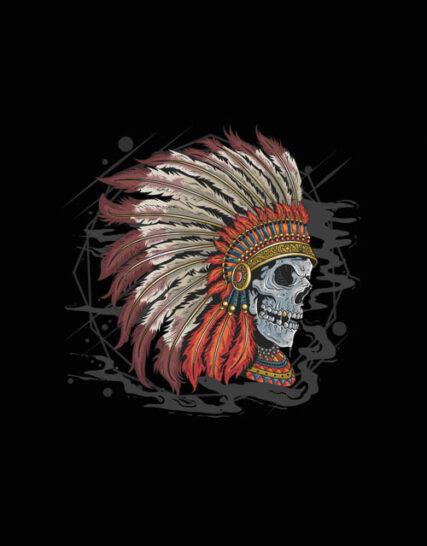 Geometric Skull2