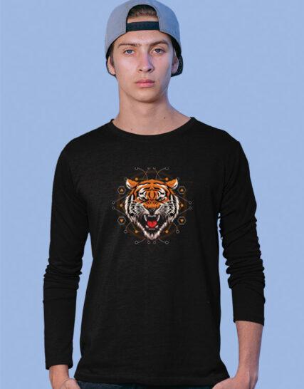 Geometric Tiger-2