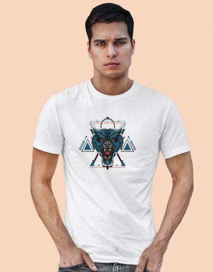 Geometric Wolf1
