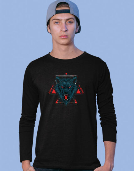 Geometric Wolf-2