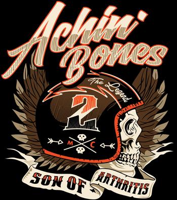 ACHIN' BONE