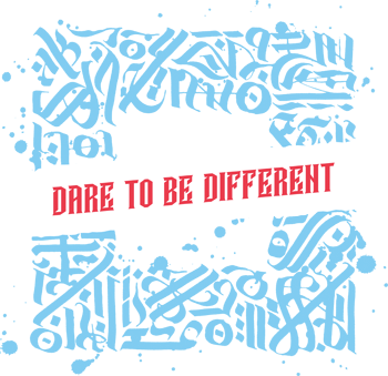 DARE-TO-BE-DIFFERENT