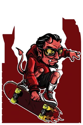 Devil Skate 1