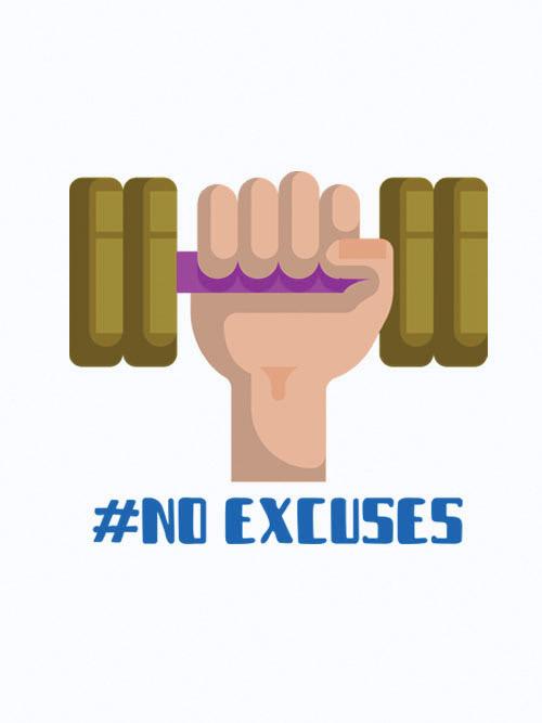 NO EXSCUSE