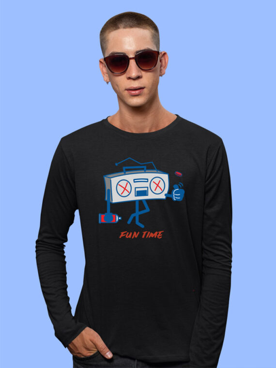 low cost full sleeve t shirts