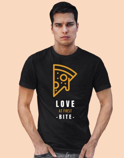 Online half sleeves big printed tshirts for men